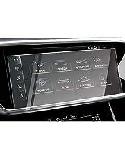 CDEFG Navigatie glas beschermfolie A6 A7 C8 2019 2020 auto 9H krasbestendig GPS bescherming Navi Folie Transparant Screen Protector