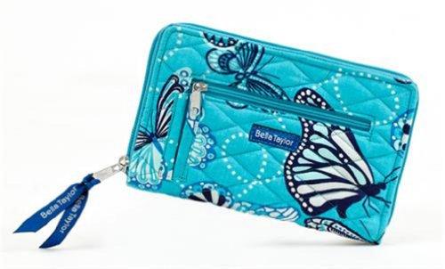 Bella Taylor Butterfly Wrist Strap Wallet
