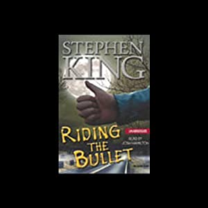 Riding the Bullet Audiobook