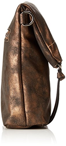 Gabor Woman Shoulder Red bronze Bag Elisa vZqYvd