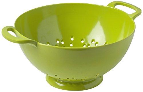 Zeal Melamine Colander Medium Lime Green (8