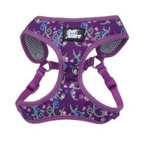 Coastal Pet Attire Orchid Purple XXS wrap harness 5-8 lbs