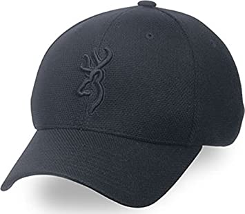 a95a874368ce09 Browning Coronado Pique Buckmark Cap, Black, Large/X-Large: Amazon.ca:  Sports & Outdoors