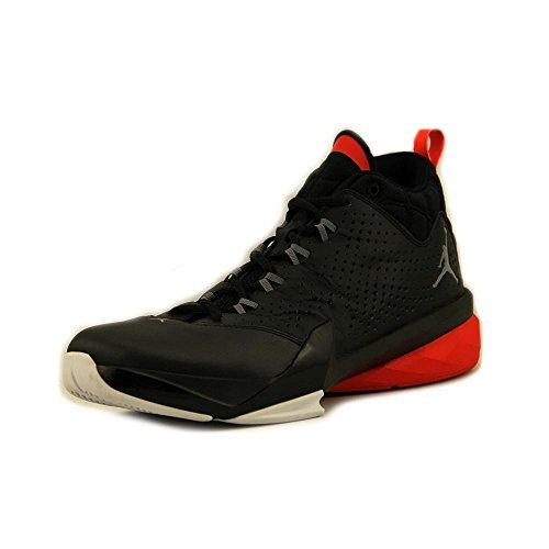 Nike Jordan Men's Jordan Flight Time 14.5 Black/Cool Grey/Infrrd 23/Wht Basketball Shoe 11.5 Men US