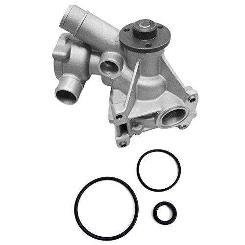 New Water Pump + Gasket for 86-93 Mercedes-Benz 300E 260E 190E (190e Water)