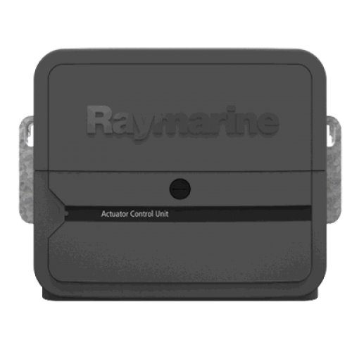 RAYMARINE ACU-300 Actuator Control Unit, MFG# E70139, for use with Evolution Series autopilots. 5 Amp continuous, for vessels with solenoid drive or constant-running pumps. 12 or 24 VDC, SeaTalk-ng connections, optional rudder feedback. / RAY-E70139 /