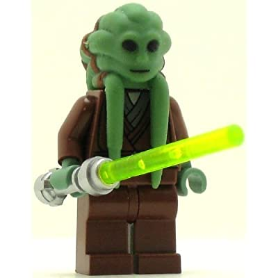 LEGO Star Wars Minifig Kit Fisto: Toys & Games