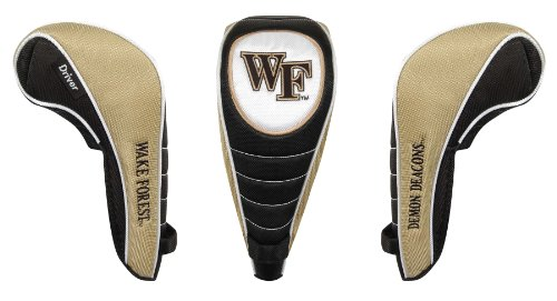 (Team Effort Wake Forest Demon Deacons Shaft Gripper Driver Headcover)