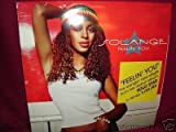 Solange Knowles: Feelin' You (Part II) (3 vers.) / Feelin' You (Part I) / Dance With You (3 vers.) [EP]