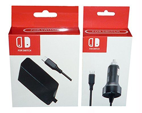ADAPTER CHARGER ACCESSORY NINTENDO CONSOLE product image