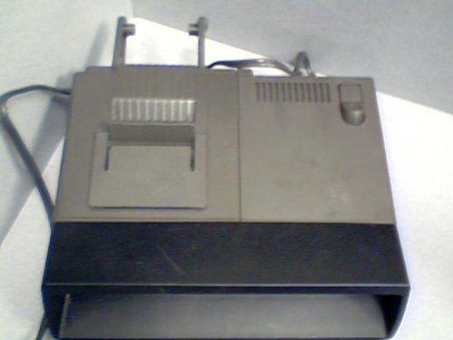 Texas Instruments TI-5320 II Adding Machine Calculator Commercial Grade Printing Calculator (Black Color Version)