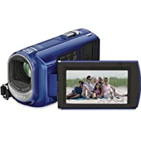 Sony DCRSX40/L Palm-Sized camcorder with 60X Optical Zoom (Blue) (Discontinued by Manufacturer)