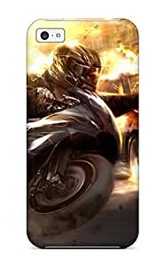 High Quality Jeremy Myron Cervantes Artistic Car S Skin Case Cover Specially Designed For Iphone - 5c