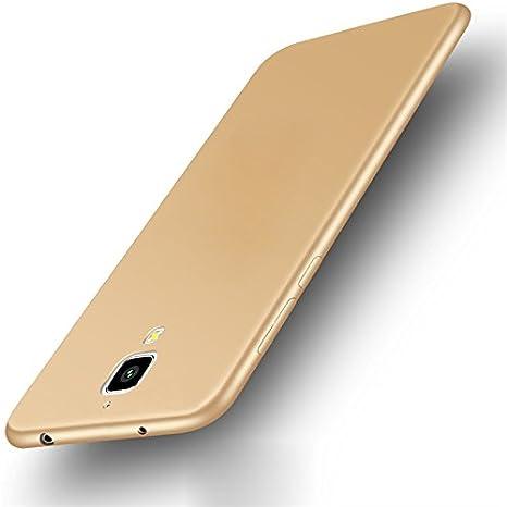 Tmusik Xiaomi Mi4 Mi 4 Funda + Acollador, Flexible Suave Silicona Gel Carcasa, Ultra Delgado y Ligero Protectora Completa TPU Goma Caso, Anti-Arañazos ...
