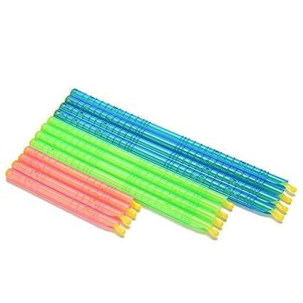 Anylock palillos cierre bolsas (12 unidades, 3 tamaños ...