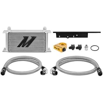 Amazoncom Mishimoto MMOC350Z03T Thermostatic Oil Cooler Kit