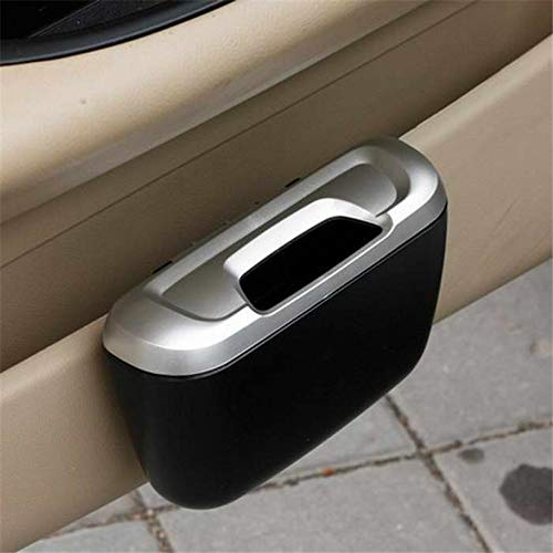 - Funnmart New Hot Mini Auto Car Vehicle Trash Rubbish Can Garbage Dust Case Holder Box car-Styling Accessories Whole