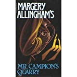 Mr. Campion's Quarry, Margery Allingham and Youngman Carter, 0881847240