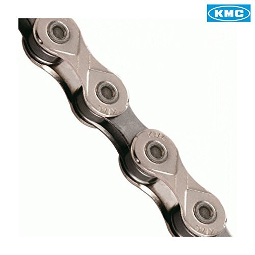 KMC X11.93 Silver/Grey 11-Speed Bicycle Chain (FBA OEM Box) by KMC