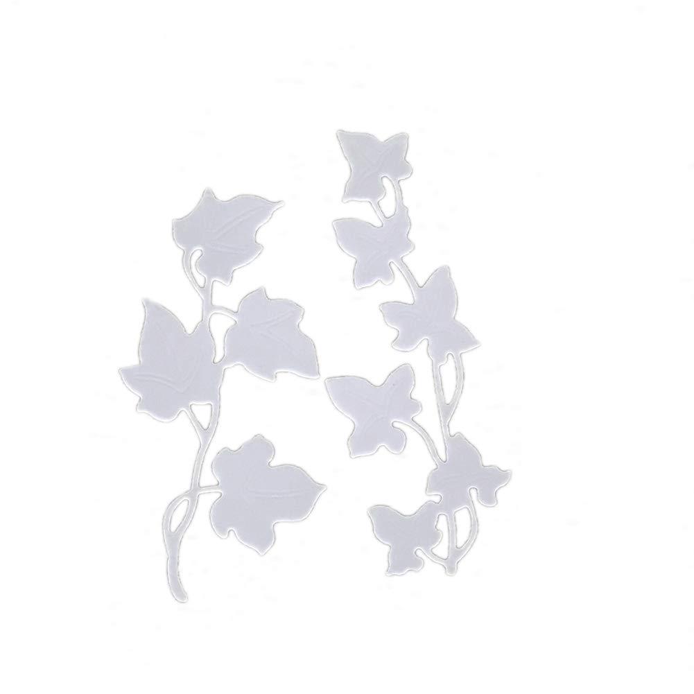 AkoMatial Cutting Dies,Forest Deer Design Embossing Cutting Dies Tool Stencil Template Mold Card Making Scrapbook Album Paper Card Craft,Metal