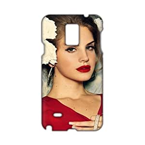 Cool-benz Fantastic red sexy woman 3D Phone Case for Samsung Galaxy Note4