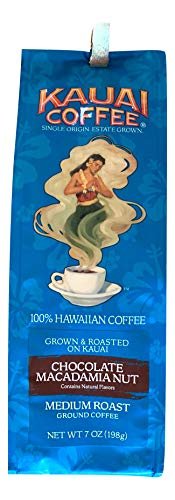100 Percent Hawaiian Chocolate Macadamia Nut Ground Coffee