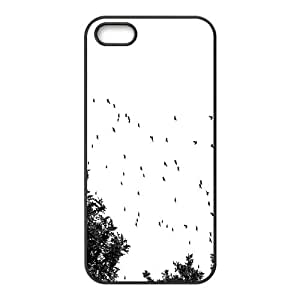 Fly To Spring Hight Quality Plastic Case for Iphone 5s