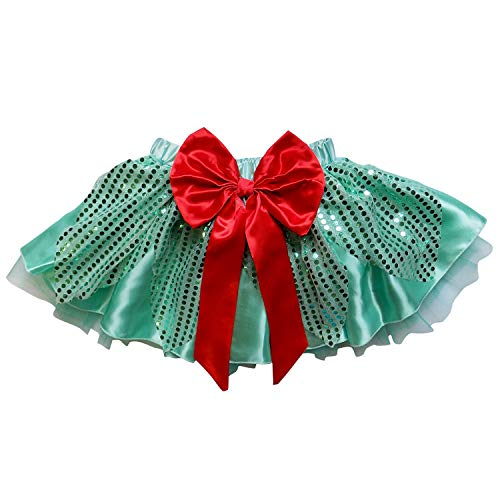 Sparkle Running Costume Skirt Race Tutu, Costume, Princess, Ballet, Dress-Up, 5K (XL (One Size for Plus), Ariel Little Mermaid)