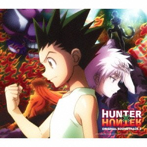 hunter x hunter, original soundtrack volume 3, audio cd, gon, killua, anime, manga, songs, quotes, lyrics analysis