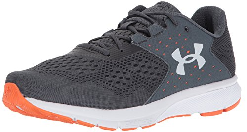 Under Armour Men Charged Rebel 2E Stealth Gray (100)/Team Orange