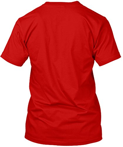 I Love Shoe Laces 4XL - Classic red Premium Tee - Premium Tee by She Lift (Image #1)