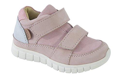 move Baby Mädchen Sneaker Sportlich Lauflernschuhe Pink (Alt Rosa)