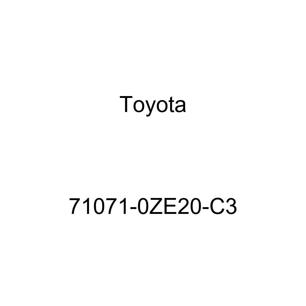 TOYOTA Genuine 71071-0ZE20-C3 Seat Cushion Cover