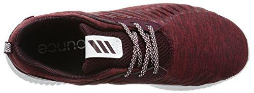 adidas Alphabounce Rc M, Scarpe da Ginnastica Uomo Rosso (Chmrmb/Granat/Ftwbla)
