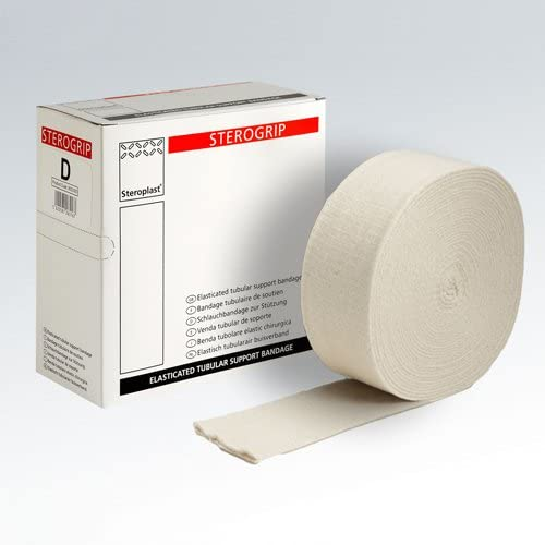 Sterogrip 6,25 cm x 10 m Vendaje tubular el/ástico