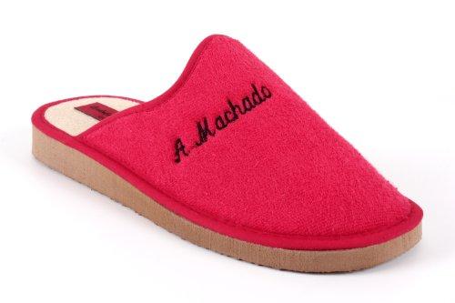 Blanches semelle 26 UNISEX Toutes la Pointures Pointures AM017 de à la Andres 52 Rouge Mules avec EVA les Machado q0txFwX