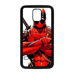 Red cloth warrior Cell Phone Case for Samsung Galaxy S5 by lolosakes