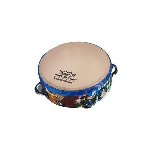 Children's Musical Toy - Rhythm Club Tambourine /Maraca Pack for Kids Children's Musical Toys