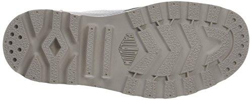 Unisex Sneaker Hohe Palladium Pampa Weiß White Leat Hi U Erwachsene Schwarz FqAdw1