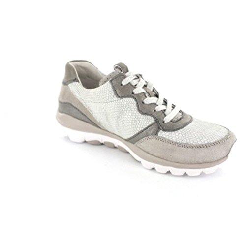 Gabor comfort 46.968.39 Femmes Chaussures à Lacets, Gris 41 EU