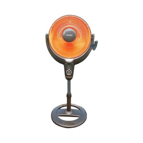 optimus oscillating space heater - 4