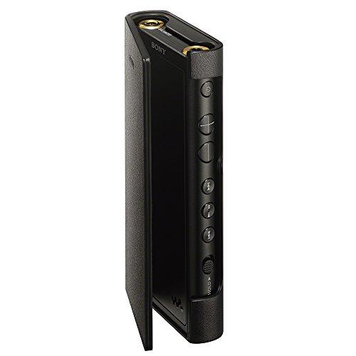 SONY Walkman genuine leather case CKL-NWZX300: ZX300 Series for black CKL-NWZX300 B