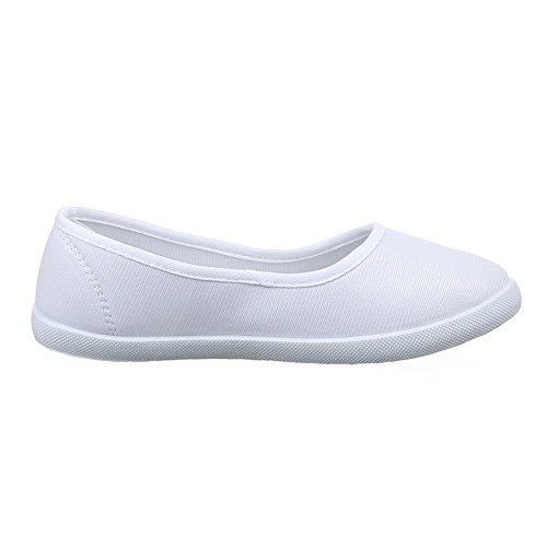 Blanco Ital Design Mujer Zapatos blanco xB8BrFqwnt