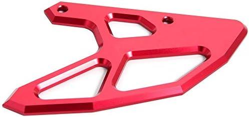 GUIFUG Motorrad hinterer Disc Guard Protector Cover//Fit f/ür Hond.A CR125R CR250R CRF 250R 450R 250x 450x 250RX 450RX 450L CRF450L CRF250R