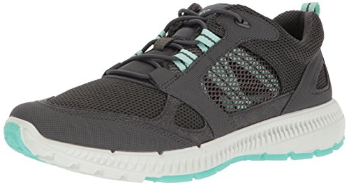ECCO Women's Terracruise II Trail Runner, Dark Shadow, 36 EU/5-5.5 M US