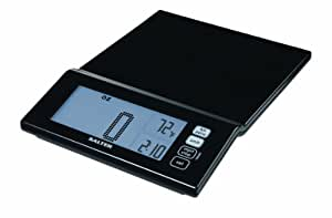 Salter 1085BKR MaxView Electronic Kitchen Scale