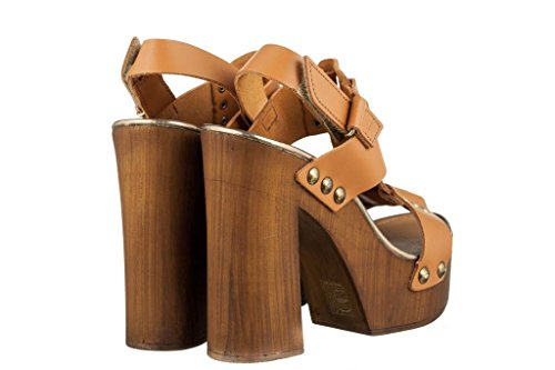 Sandali donna in pelle per l'estate scarpe RIPA shoes made in Italy - 52-44390