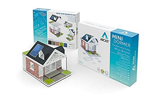 Arckit Dormer Building Kit (115 Piece)
