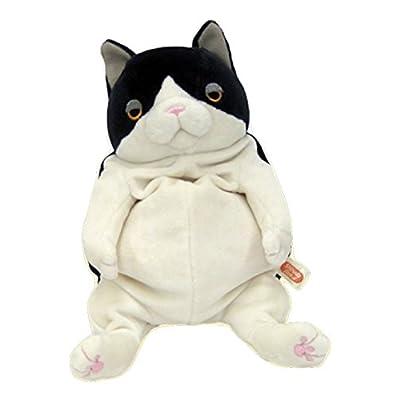 Mochineko Plush Doll (Mask and Mantle / M Size): Toys & Games