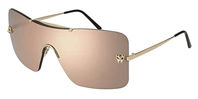 Cartier CT0023S - Gafas de sol, color 002: Amazon.es: Ropa y ...
